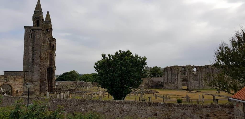 Cattedrale di Saint Andrews