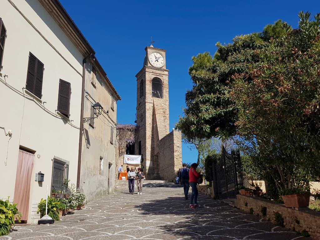 Chiesa di Sant'Andrea di Fiorenzuola di Focara
