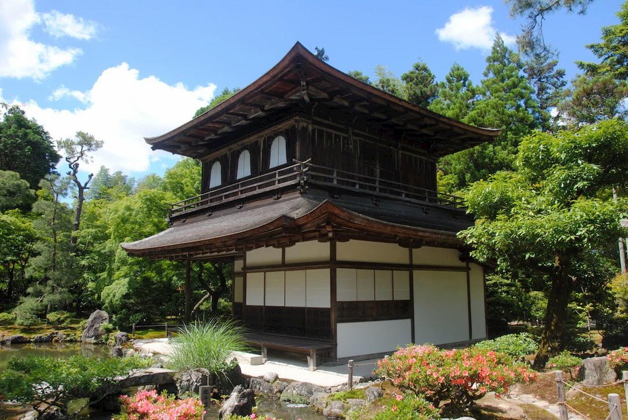 Kyoto (Ginkaku-ji)