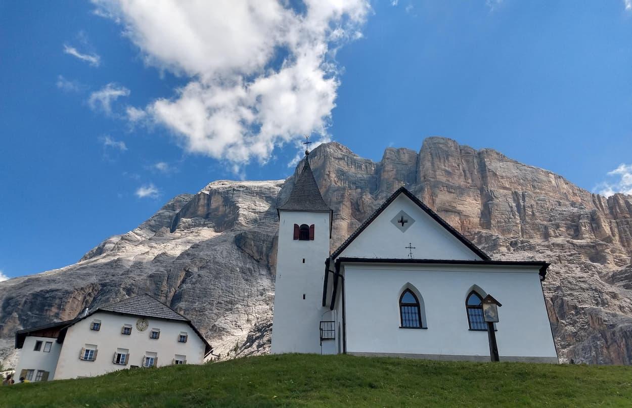 Rifugio Santa Croce in Alta Badia