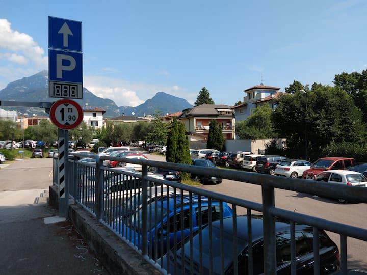 Parcheggio ex ospedale