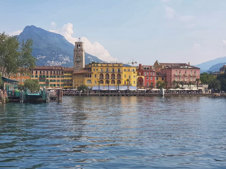 Porticciolo Riva del Garda